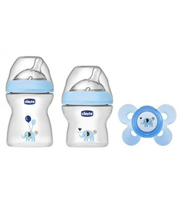 Chicco Set Regalo Natural Feeling Boy