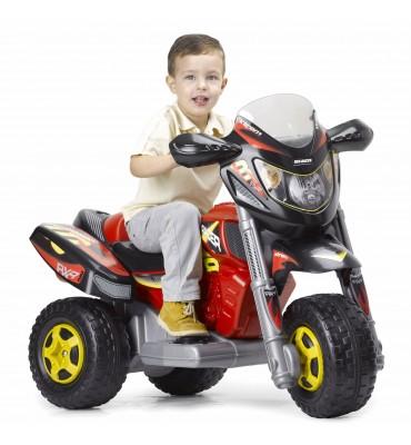 Moto Elettrica Trimoto Red-Racer 6V - Feber