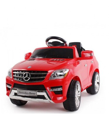 Auto Elettrica Mercedes ML 350 6V Rossa