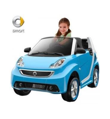 Auto Elettrica Smart Fortwo Blu