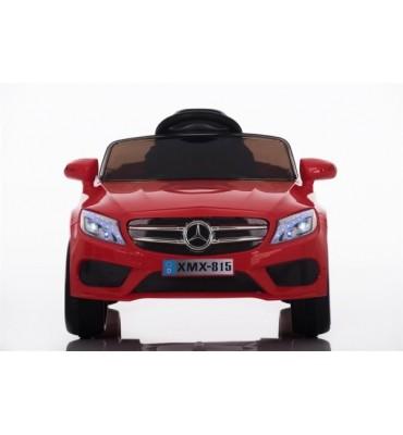 Auto Elettrica Baby Fun 12V Rossa
