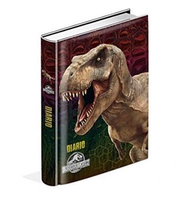 Jurassic World Diario Standard 12 Mesi non Datato