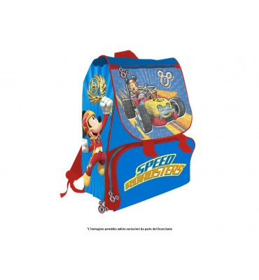 Zaino Premium Estensibile Mickey cm 40
