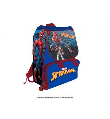 Zaino Premium Estensibile Spiderman cm 40