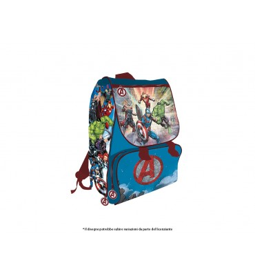 Zaino Premium Estensibile Avengers cm 40