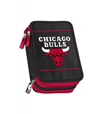NBA Astuccio Triplo Panini - L.a. Chicago Bull