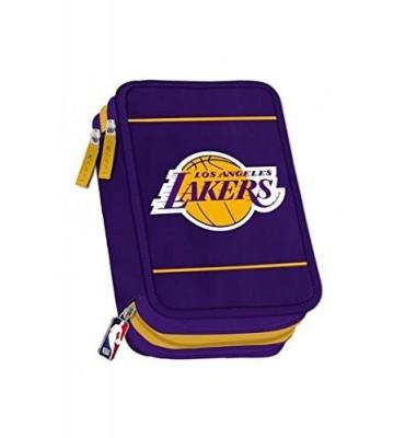 NBA Astuccio Triplo Panini - L.a. Lakers