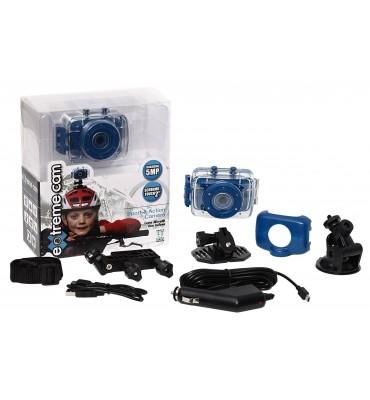 Extreme Cam Camera Con Accessori Giochi Preziosi