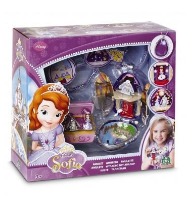 Principessa Sofia, Amuleto con mini personaggio Giochi Preziosi