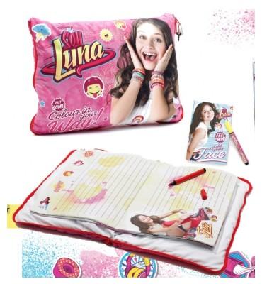Soy Luna Cuscino dei Segreti Secret Pillow con Amplificatore