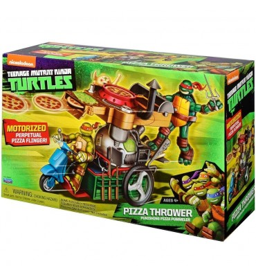 Giochi Preziosi GPZ94431 - Pizza Thrower Tartarughe Ninja