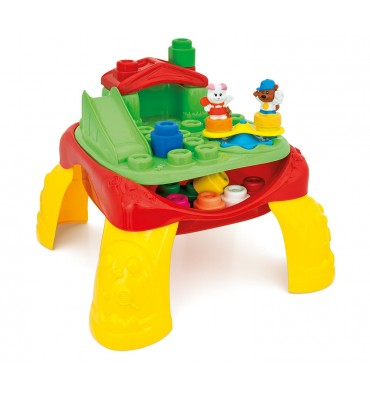 Clementoni Clemmy 14829 Tavolo Parco Giochi