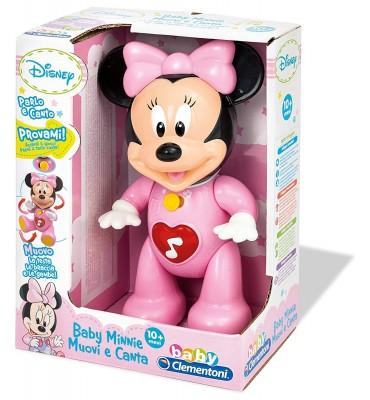 Clementoni 14896 - Baby Minnie Muovi e Impara