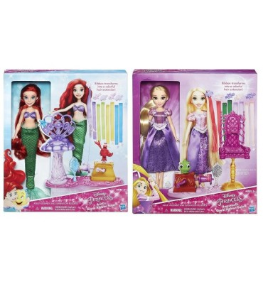 Hasbro Hair Play Deluxe Disney Princess