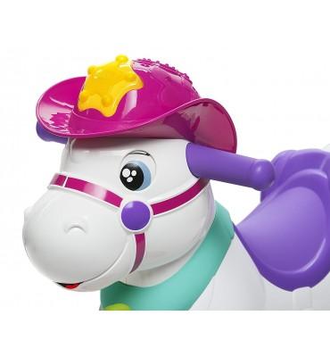 Cavallo A Dondolo Chicco.Chicco 79071 Miss Rodeo Cavallo A Dondolo