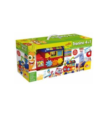 Lisciani Giochi 55722 - Carotina Baby Trenino 4 in 1