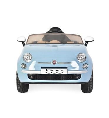Auto Elettrica Fiat 500 Celeste 12V