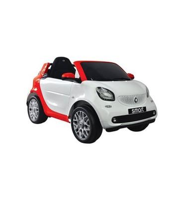 Auto Elettrica Smart 12V Bianca