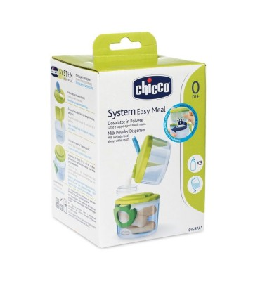 Chicco Dosalatte in polvere System Easy Meal 0m+