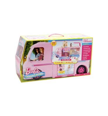 Mattel Barbie Camper Dei Sogni FBR34