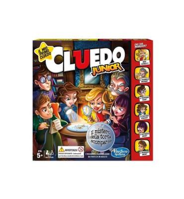 Hasbro  C1293103 - Cluedo Junior Gioco da Tavolo