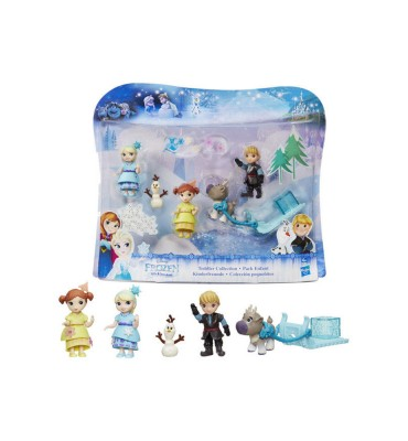 Disney Frozen B9210 - Small Doll Pack Multiplo