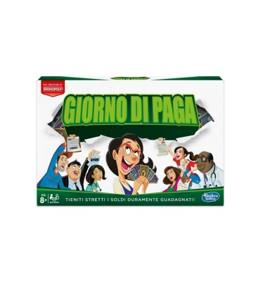 Hasbro Giorno Di Paga E0751103