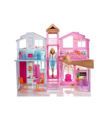 Mattel DLY32 - Barbie La Casa di Malibu con Accessori
