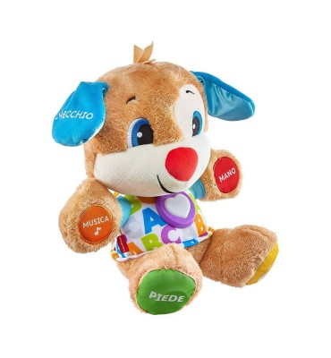 Fisher-Price FPM51 - Il Cagnolino Smart Stages