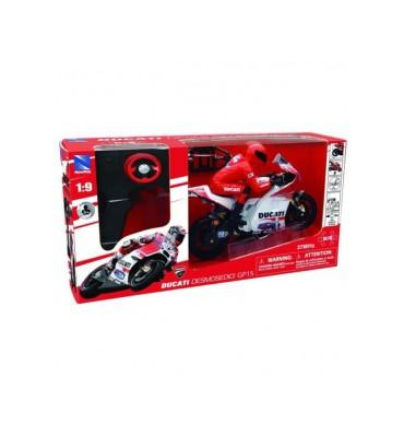 New Ray 88815 - Moto 1:9 Ducati Desmosedici Dovizioso R/C