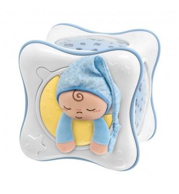 Chicco 24302 - Gioco Raimbow Cube Blu