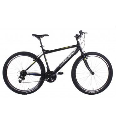 """Bici ragazzo Schiano MTB 27,5"""" 21V - nera"""