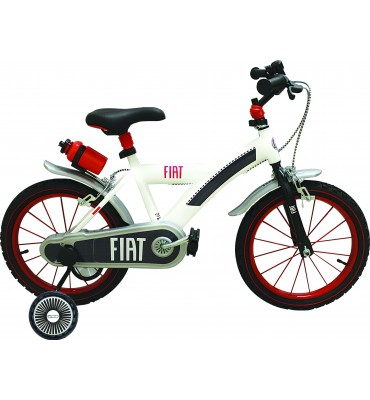 "Bici Bimbo 16"" Forever Toys - Fiat"