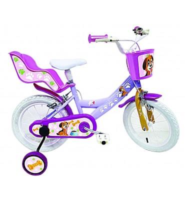 "Bici Bimba 16"" FT - Forever Toys"