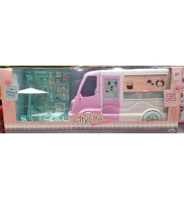 ODS 32979 - City Life - Camper Ice Cream