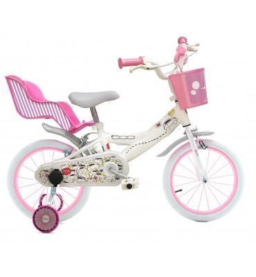 "Bici Bimba 16"" - Forever Toys - 500"