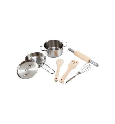 Hape Set Accessori da Cucina E3137