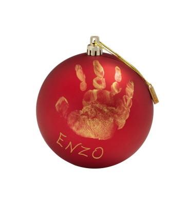 Dorel Baby Art Christmas Ball Red 34120154
