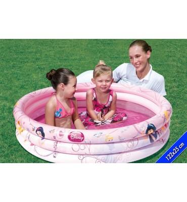 Baby-Piscina 3 anelli principesse Disney - Bestway 91047